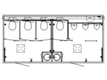 Abmessungen Sanitärwagen